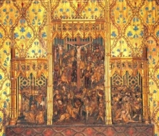 Flemish from the Hambye Abbey, Hambye,France